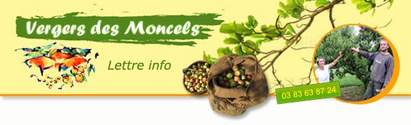 Vergers des Moncels